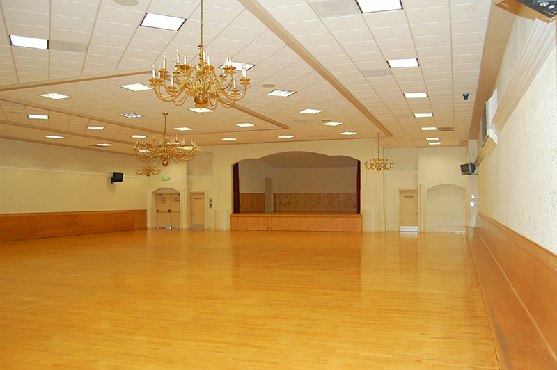 Hall Rental at Newark Pavilion